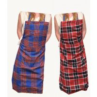 Handloomdaddy Pack Of 2 Multi Purpose Kitchen Apron