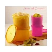Tupperware Store All Canister Medium Set Of 2 (1.2 Lts)