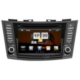 Android Car Dvd For Suzuki Swift 2012 With System 512mb Memory 800 Mhz 3g Wifi Gps Rds Bt Dvd Usb Sd Ipod Clone