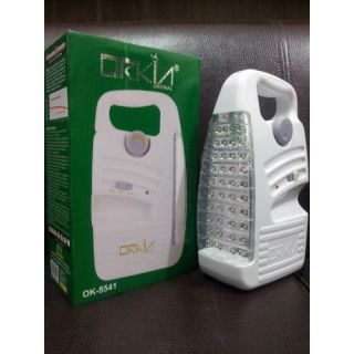ULTRA BRIGHT RECHARGEABLE EMERGENCY40 LED TORCH NEW