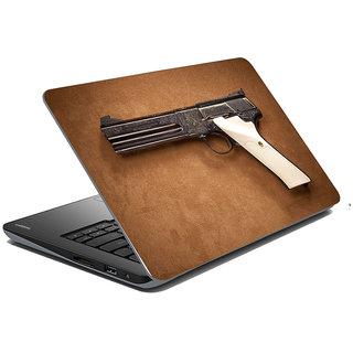 meSleep Gun Laptop Skin