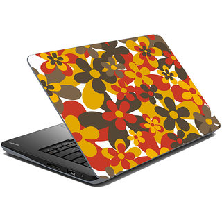meSleep Floral Laptop Skin