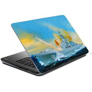 meSleep Ship Laptop Skin