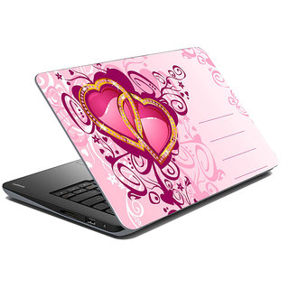 meSleep Heart Laptop Skin