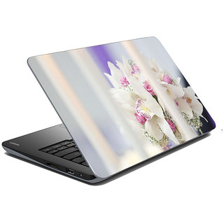 meSleep Flower Laptop Skin