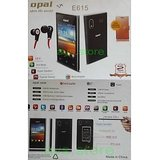 Opal E615  Slim Body 3.2 inch screen/ Dual sim. Free premium leather case.