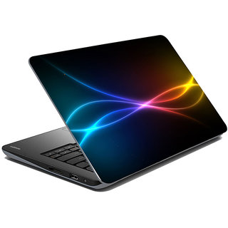 meSleep Multi Color Laptop Skin