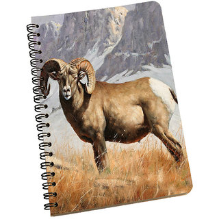 meSleep Wild Notepad
