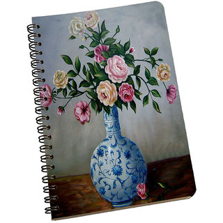 meSleep Floral Notepad