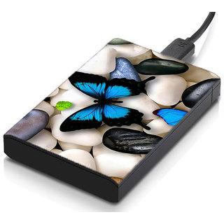 meSleep Butterflies Hard Drive Skin