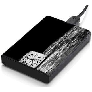 meSleep Table Clock Hard Drive Skin