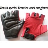 Zenith Female Extra Special Work Out Gloves