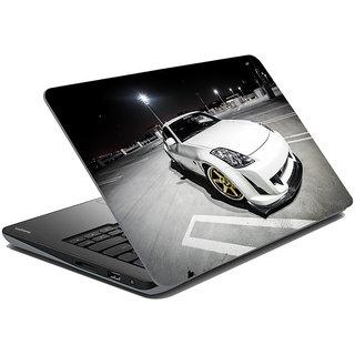 meSleep Car Laptop Skin