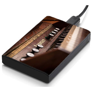 meSleep Piano Hard Drive Skin