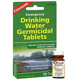 Coghlan's Emergency Drinking Water Tablet