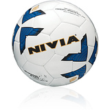 Football Nivia Shining Star Size 5 Plus Football Pump Worth Rs.150.00