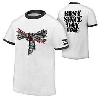 CM Punk Tshirt Best Since Day One Tshirt (Size - L)