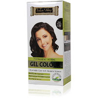 Indus Valley Permanent Herbal Hair Colour-Dark Brown