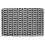 Amzer Luxe Argyle High Gloss Tpu Soft Gel Skin Case For Blackberry Playbook Clear