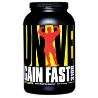 Universal Nutrition Gain Fast 3100, Chocolate Shake 5.1 Lb