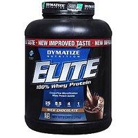 Dymatize Elite Whey Protein 5 Lb Rich Chocolate