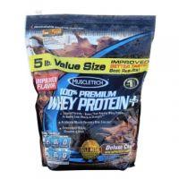 Muscletech Premium Whey Protein +, 5 Lb Chocolate