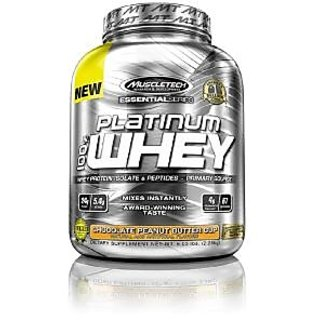 Muscletech Essential Platinum Whey, 10 Lb Chocolate