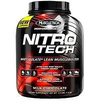 Muscletech Nitrotech Performance Series 3.97 Lb Milk Chocolate
