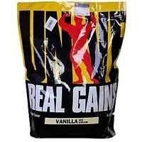Universal Nutrition Real Gains, Vanilla Ice Cream 6.85 Lb