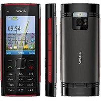 Nokia X2-00 Phone Housing Body Panel (Black) With Warranty