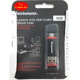 Lenovo 8GB Pen Drive OTG Multi USE (Combo)