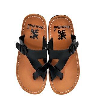 Guardian Mens Multicolor Open Sandals