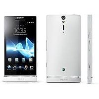 Sony Xperia S Lt26i Mobile Phone Body (white  black)(housing Only)