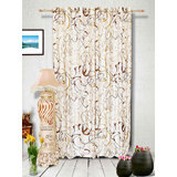 Muskaan Eyelet Jmt Eyelet Curtains - Cream (MTCD 0189)