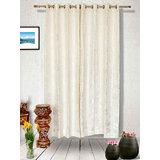 Muskaan Eyelet Karma Eyelet Curtains - White (MTCW 0229)
