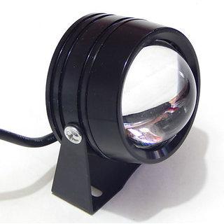 10W Car Bike Fog Lens Lamp Light Cob LED SMD Flashing Flasher 2