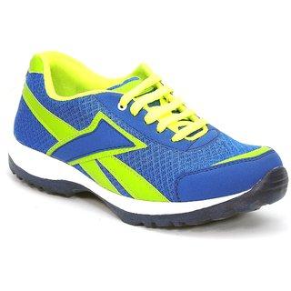 Shooz Mens Blue Shoes