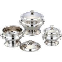 Klassic Vimal 6Pcs Cello Ring Dish Set