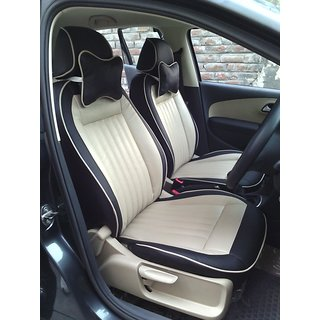 Leatherite Car Seat Cover For Dzire 2015 Model Custom Fit