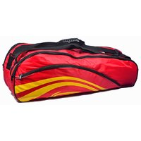 Li-Ning 2-in-1 Thermal Racket Bag(Double Belt)Red