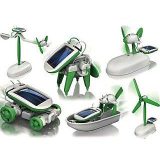 Solar kit 6 in1 Series 1 Kids Educational n Learning Toy
