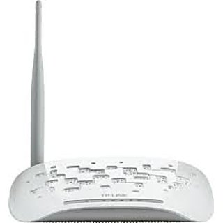 TP- Link 150Mbps Wireless N ADSL2+ Modem Router TD-W8151N