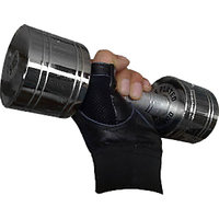 Weight Lifting & Training Leather Gloves With Padded Palm
