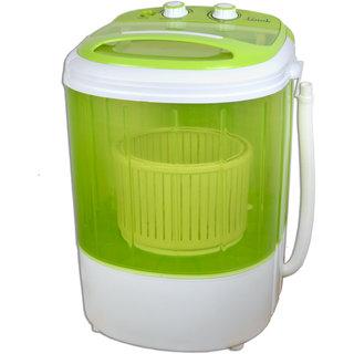 Lonik LTPL-3080 3kg Semi Automatic Top Load  Washing Machine