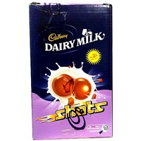 Cadbury Dairy Milk Shots  : Chocolates