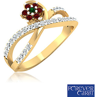 Forever Carat Diamond Ring In 14k Gold Option-40