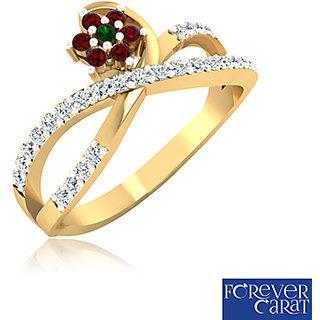 Forever Carat DiamondRing In 14k Gold Option-40