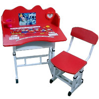 Children Table  Chair Set Red
