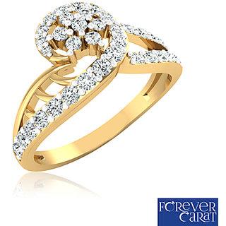Forever Carat DiamondRing In 14k Gold Option-49