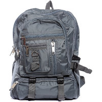 Raeen Plus College grey backpack